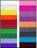 Tulle semi rigide 140 cm 19 coloris
