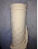 Tissus BURLINGTON beige au metre largeur 150 cm