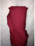 Tissus BURLINGTON bordeaux au metre largeur 150 cm