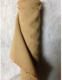 Tissus BURLINGTON marron caramel au mètre largeur 150 cm
