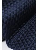 DOUBLURE MATELASSEE bleu marine au mètre largeur 150 CM