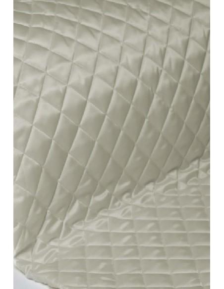 DOUBLURE MATELASSEE ecru ivoire au mètre largeur 150 CM