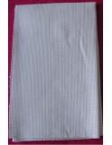 AIDA 5.5 blanc coupon 50 cm x 80 cm