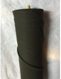 Tissus BURLINGTON vert kaki au 50  metres largeur 150 cm