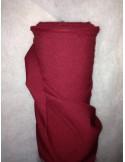 Tissus BURLINGTON bordeaux au 50  metres largeur 150 cm
