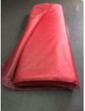 Tulle souple BORDEAUX NON FEU EN71-2 largeur 280 cm au metre