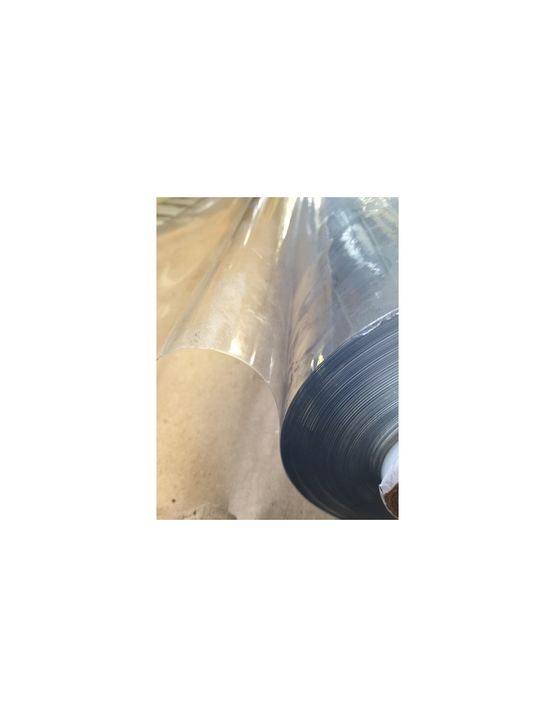 nappe cristal transparente epaisse mm 20 100e 20 microns toile cir e pvc sous nappe. Black Bedroom Furniture Sets. Home Design Ideas