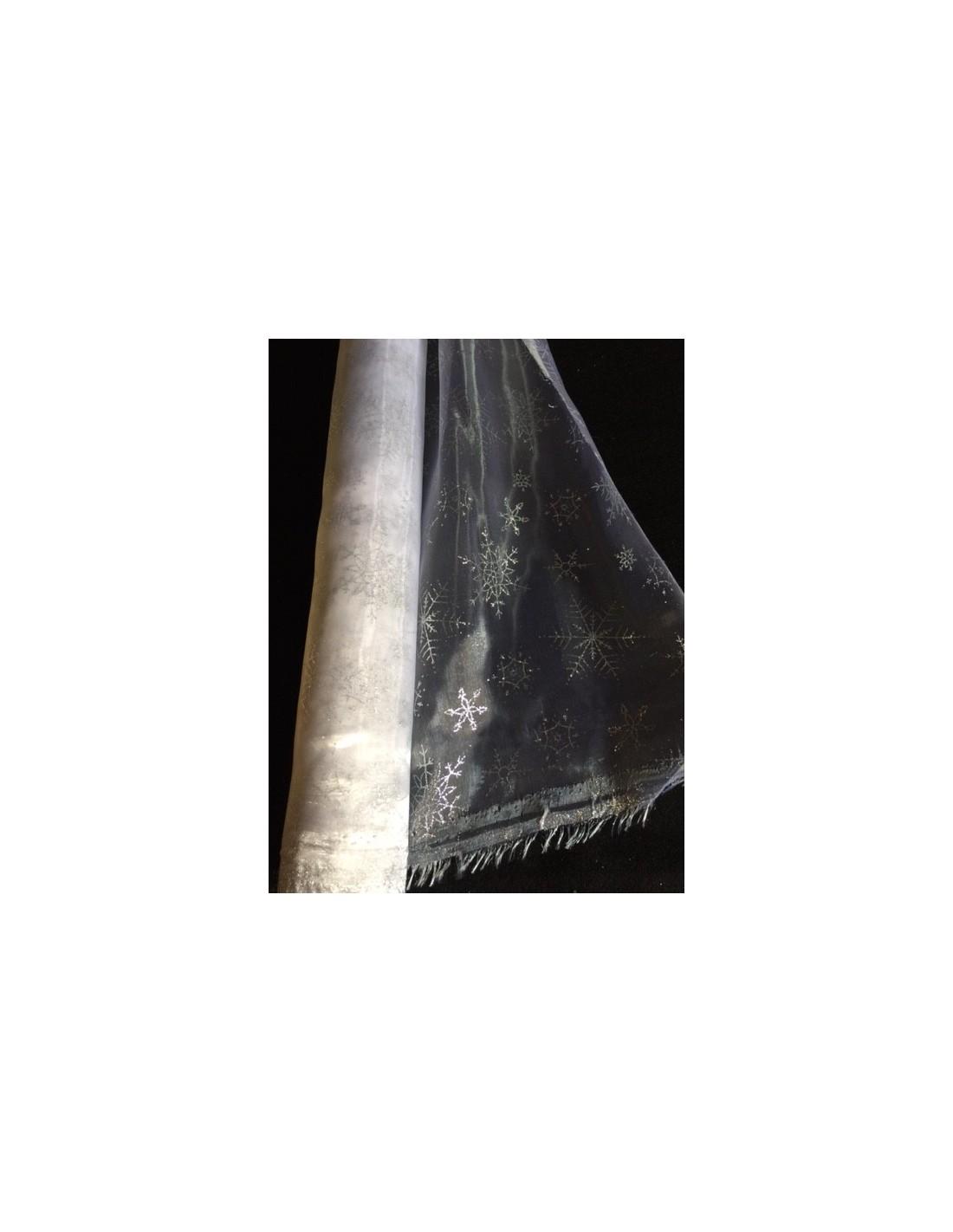 organza toiles organza uni organza houx noel chemin de table d coration salle mariage. Black Bedroom Furniture Sets. Home Design Ideas