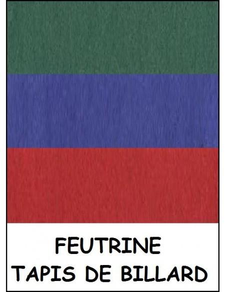 Feutrine tapis housse billard 220 x 160 cm