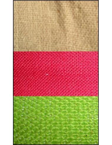 jute vert anis jute naturel jute rouge toile de jute toile broder sac patates. Black Bedroom Furniture Sets. Home Design Ideas