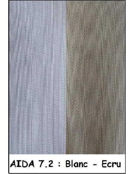 AIDA 7.2 au metre largeur 160 cm par 0.5 cm