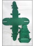Figurine feutrine PERE NOEL
