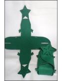 Figurine feutrine ETOILE