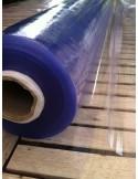Nappe Cristal transparente pour proteger table au mètre