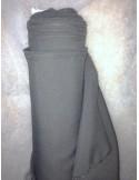 Tissus BURLINGTON gris au metre largeur 150 cm