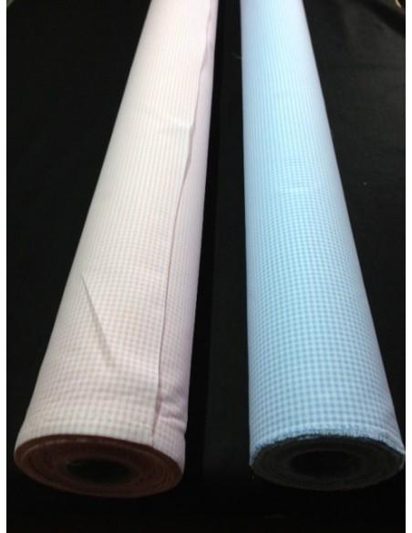 Tissus VICHY 100 % coton