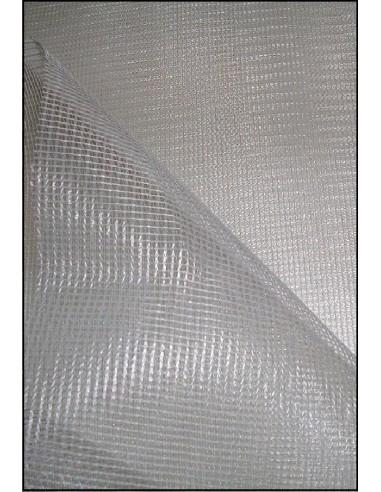 Tissu toile MOUSTIQUAIRE écru tulle large 1m95 au mètre