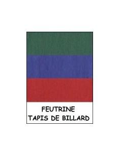 Feutrine tapis housse billard 300x180cm