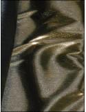 Tissus LASER large 145cm or et argent