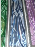 Tissus LASER vert fushia bleu large 145cm