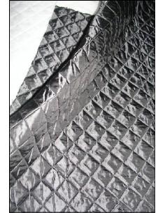 DOUBLURE MATELASSEE gris au metre largeur 150 CM