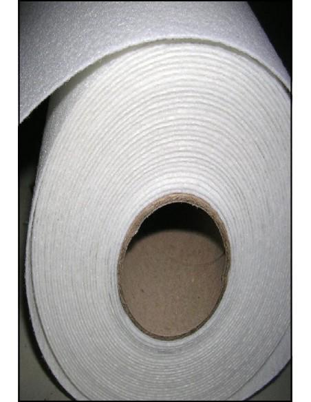 Molleton rigide au mètre largeur 50 cm